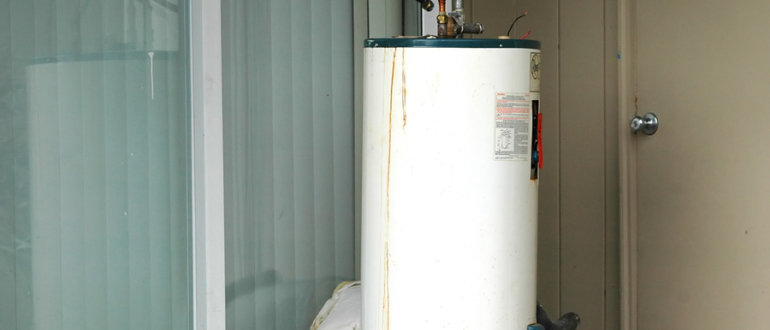 Signs That Your Water Heater May Be Failing Affordable