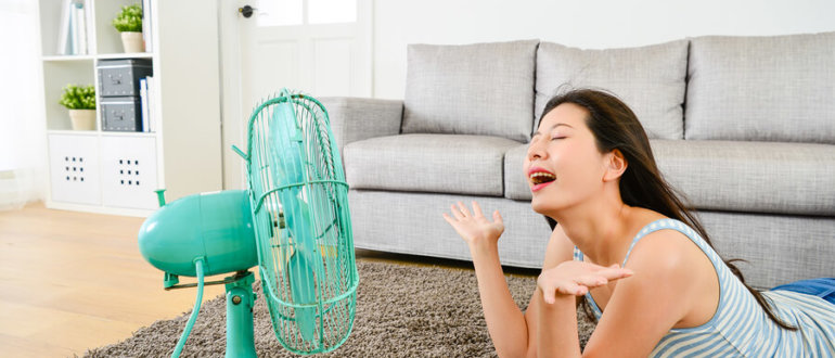 Save Energy While You Keep Your Cool This Summer